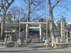 大栄神社鳥居