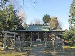大栄神社拝殿