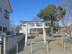 小曽根神社鳥居