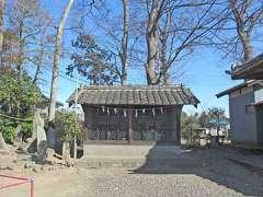 小曽根神社境内社