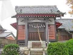 三島神社伊豆神社合殿社