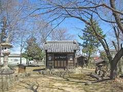 湯殿神社(四方寺)
