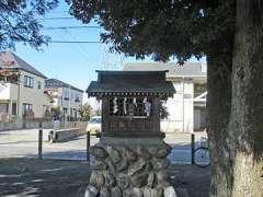 境内社天神社・稲荷社