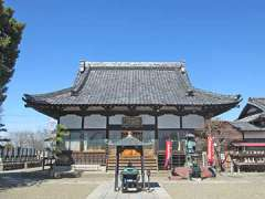 玉井寺本堂