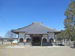 安楽寺九品仏堂