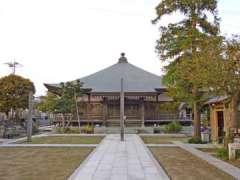安養院本堂