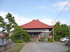 円能寺本堂