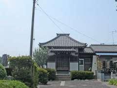 長昌寺本堂
