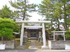 樋野口稲荷神社鳥居