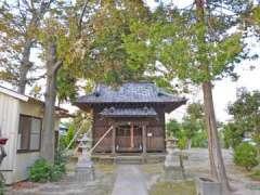 彦糸女体神社