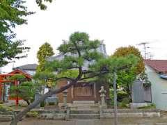 彦野女体神社