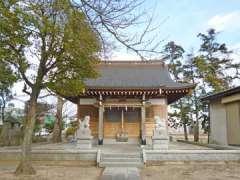 富足神社社殿