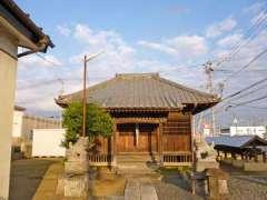 上彦名香取神社