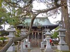 茂田井熊野神社