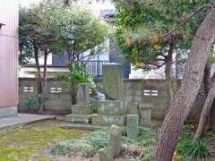 茂田井熊野神社境内社群