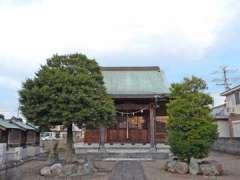 中曽根香取御嶽神社