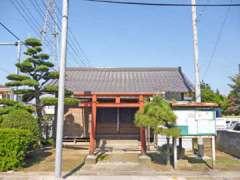 酒井稲荷神社