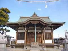 蓮沼稲荷神社
