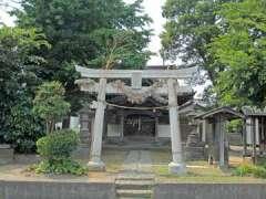 新和稲荷神社鳥居