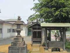 境内社日枝神社