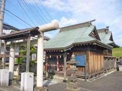 横堀御嶽神社