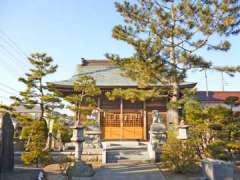 高久蕎高神社