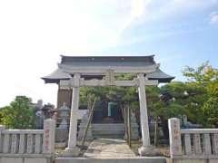 長沼白山神社