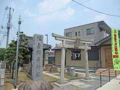 徳島稲荷神社鳥居