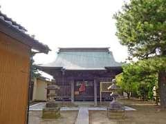 天豊受神社