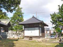 高須香取神社神楽殿