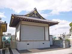 久兵衛稲荷神社神楽殿
