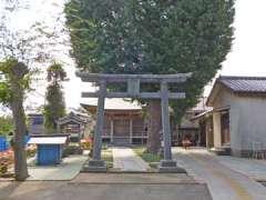 三福神社鳥居