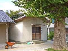 三福神社神輿庫