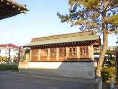 高富蕎高神社境内社