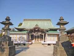 戸ケ崎香取神社