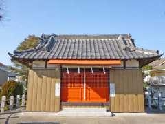 前谷稲荷神社