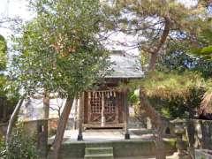 戸ケ崎浅間神社