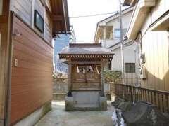 境内社三峯神社