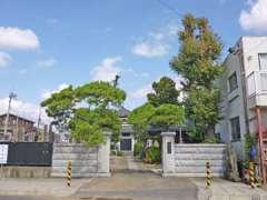 本隆寺山門