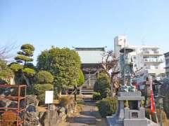西福寺大師堂
