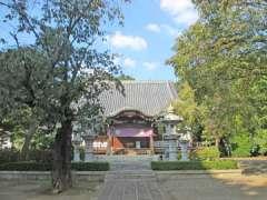 法臺寺本堂