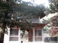 東明寺山門