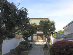 東林寺山門