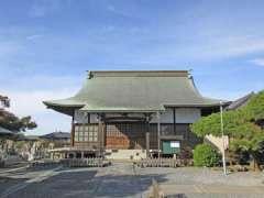 東林寺本堂
