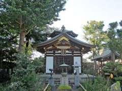 満行寺地蔵堂