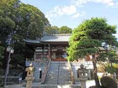 地福寺本堂