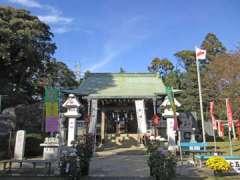 上新倉氷川八幡神社