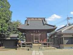 西堀氷川神社