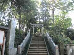 武野神社鳥居