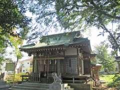 武野神社拝殿